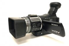 Sony Professional HVR-A1U | October 2005